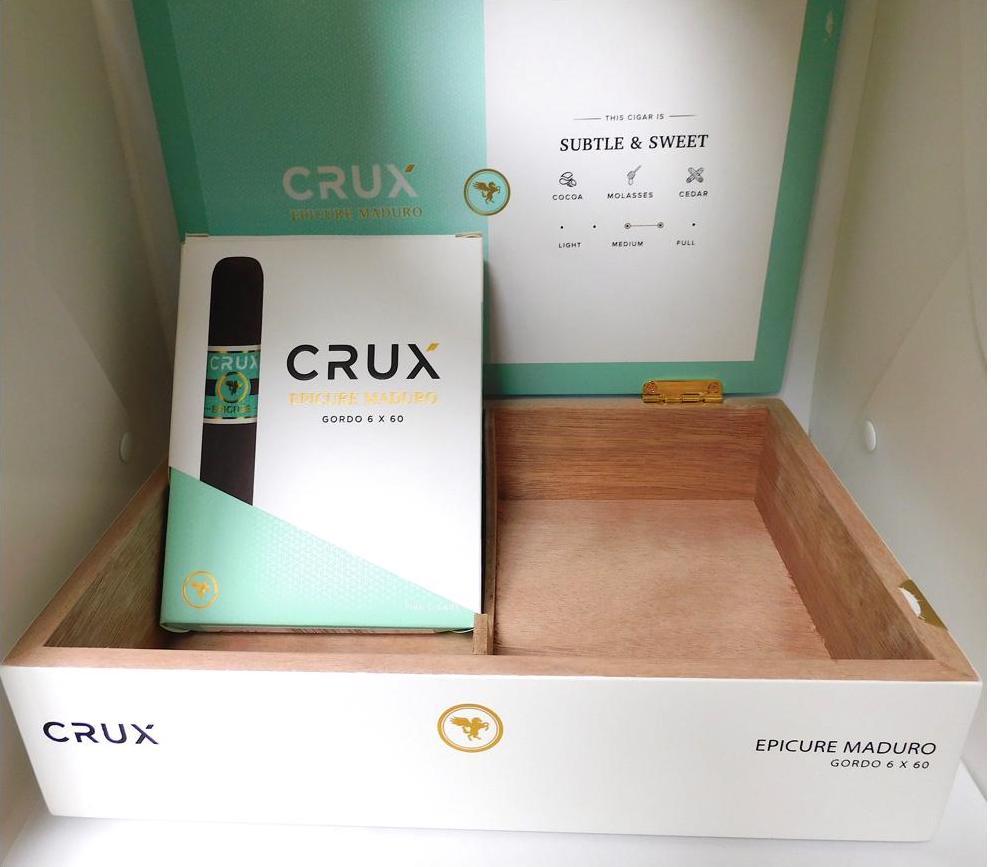 Crux Epicure Maduro Gordo-Open