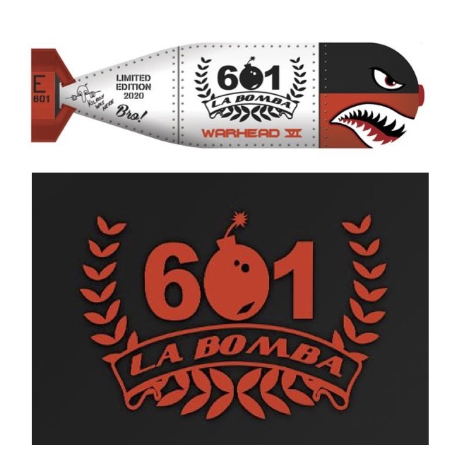 Espinosa601 La Bomba Warhead VII