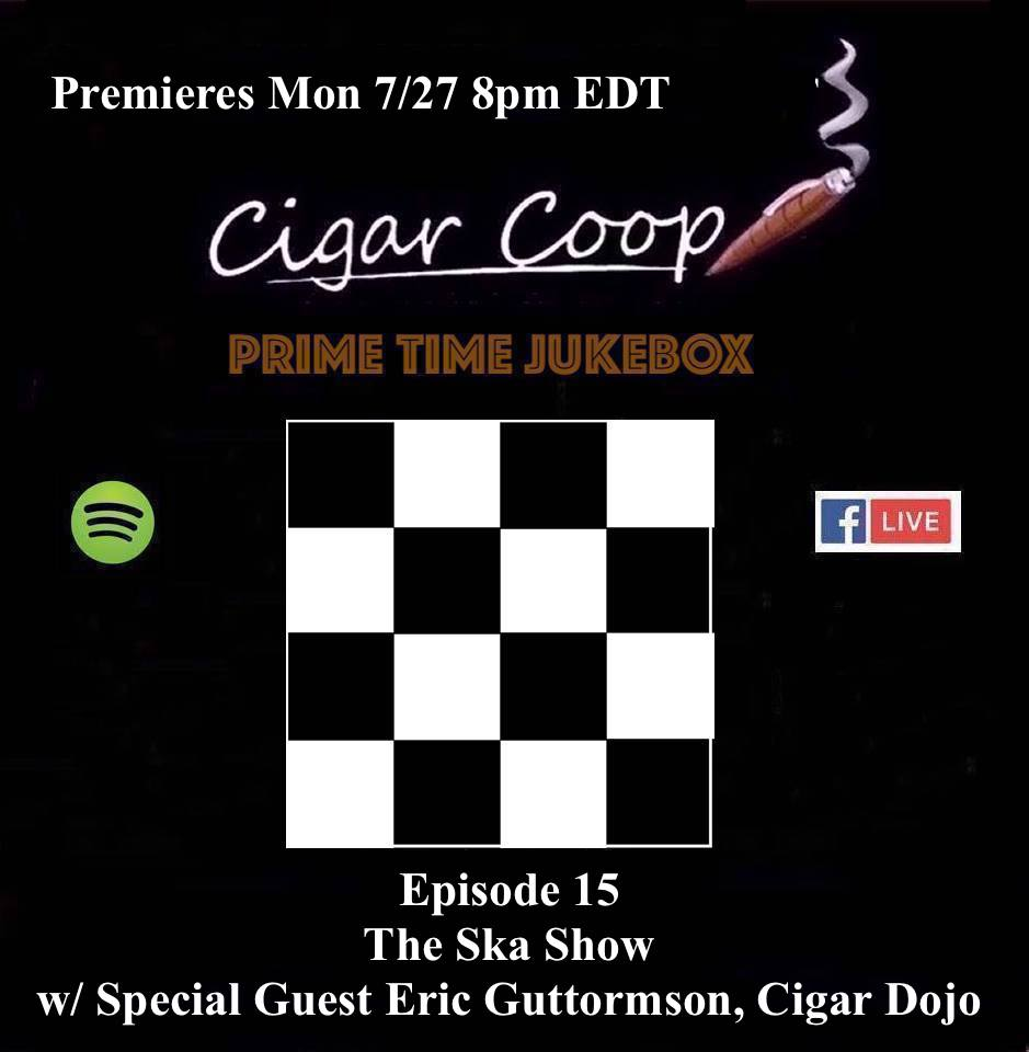 Announcement: Prime Time Jukebox Episode 15 – The Ska Show with Eric Guttormson