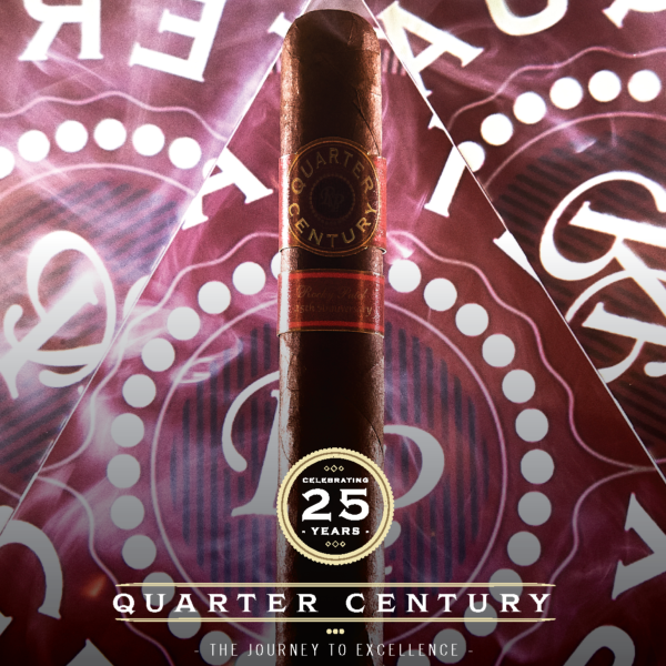 Cigar News: Rocky Patel Quarter Century to be Released