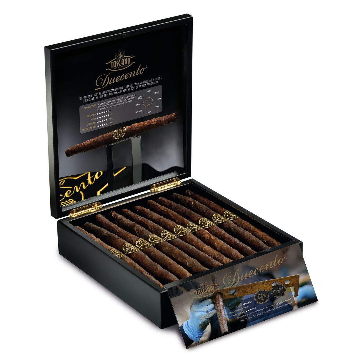Summer of '20 Spotlight: Toscano Cigars