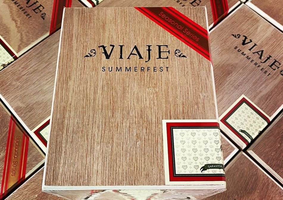 Cigar News: Viaje Summerfest 2020 Released