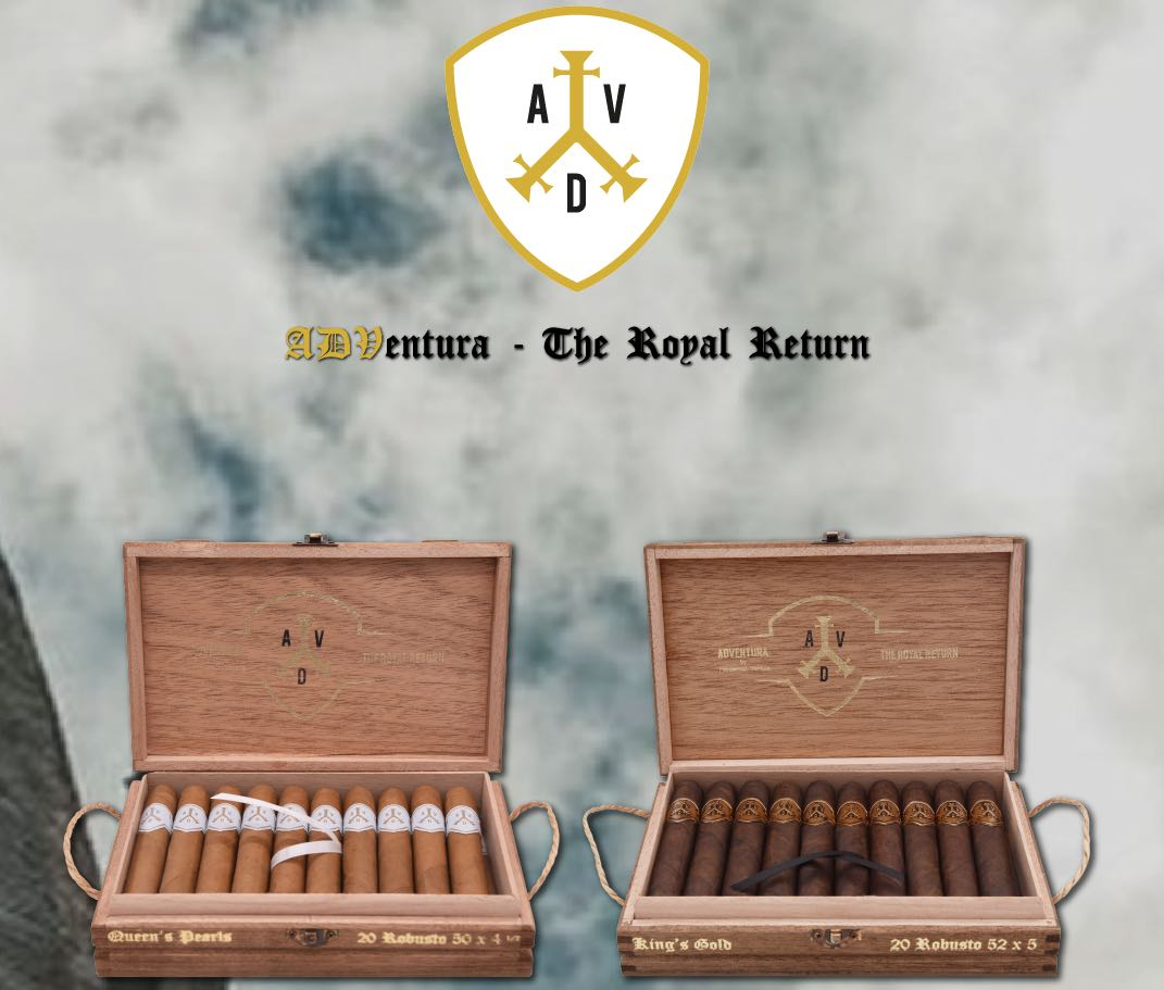 Cigar News: ADVentura to Release The Royal Return