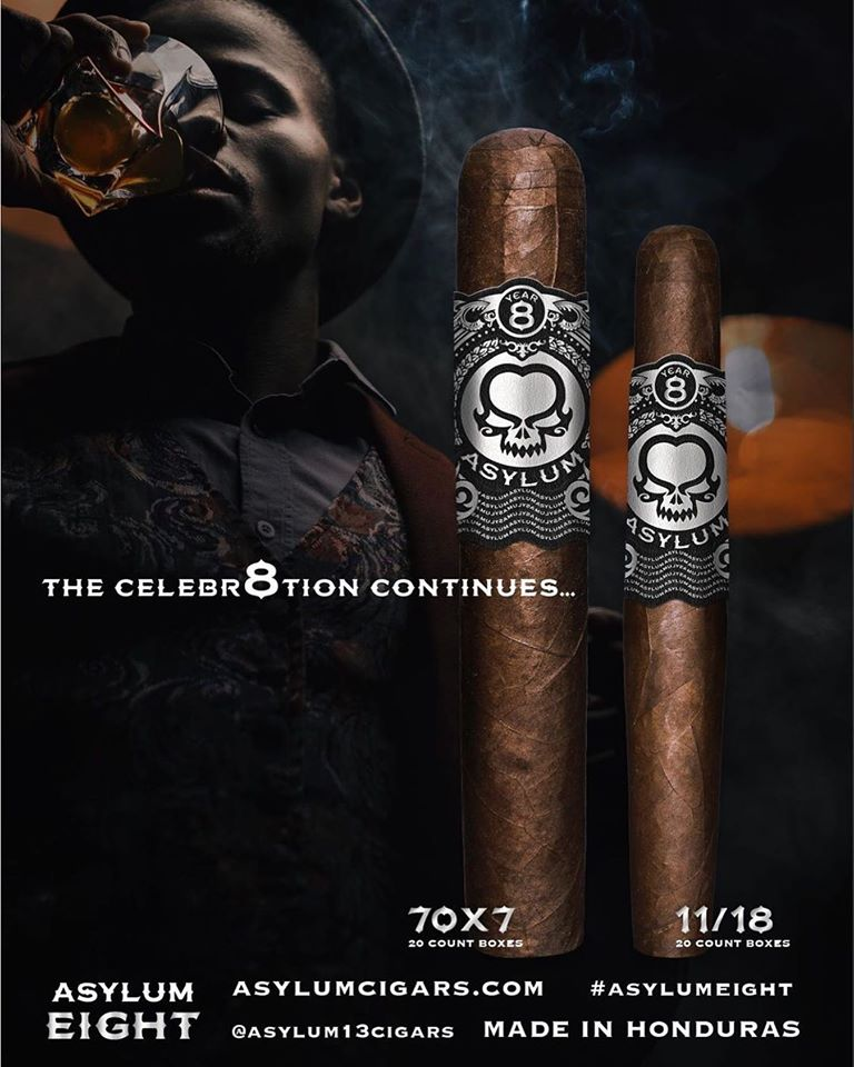Cigar News: Asylum Eight Coming This Fall