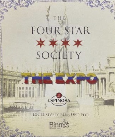"""Cigar News: Espinosa Releasing """"The Expo"""" to Binny's Beverage Depot"""
