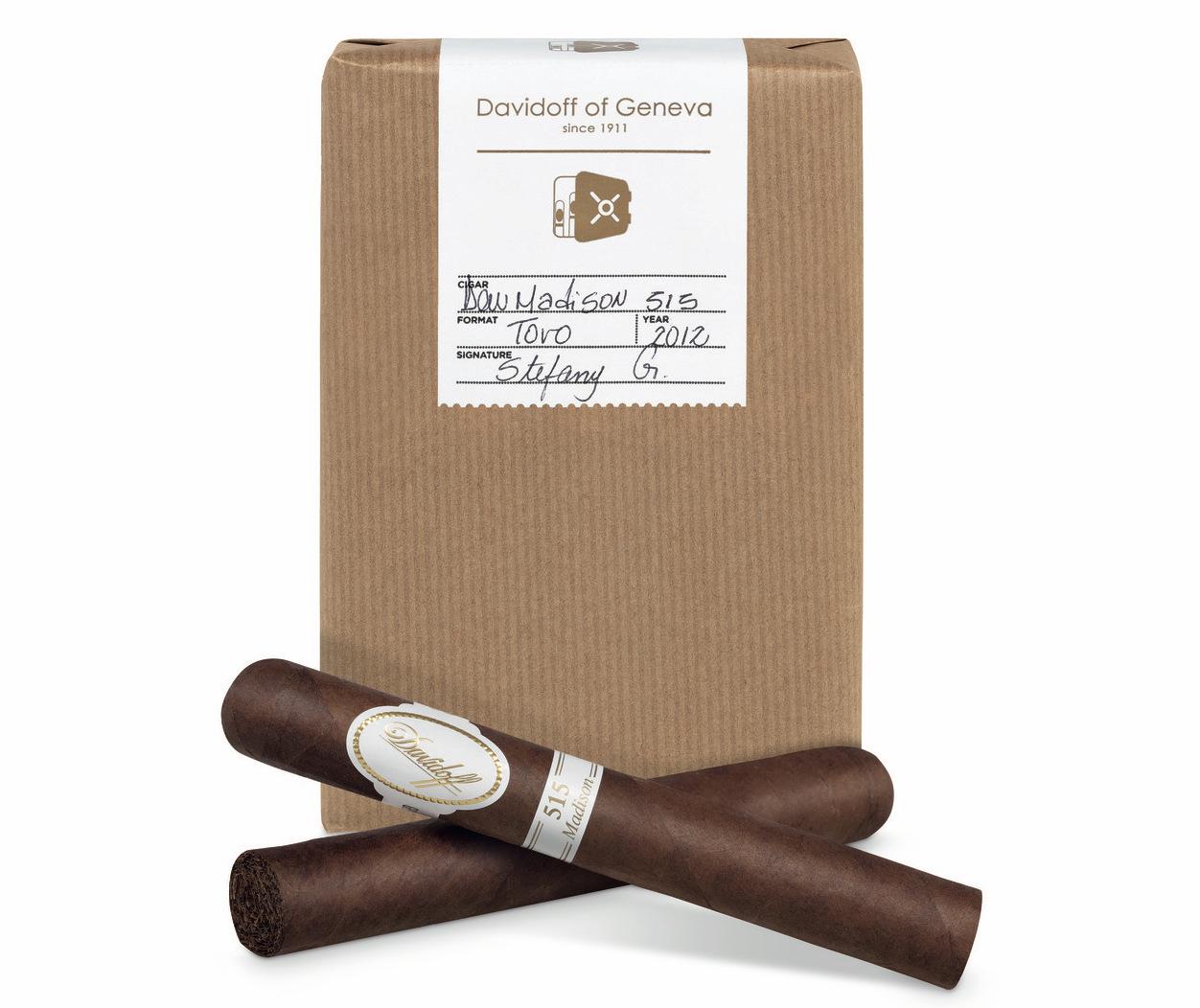 Cigar News: Davidoff Madison 515 Toro to be Next Vault Series Release