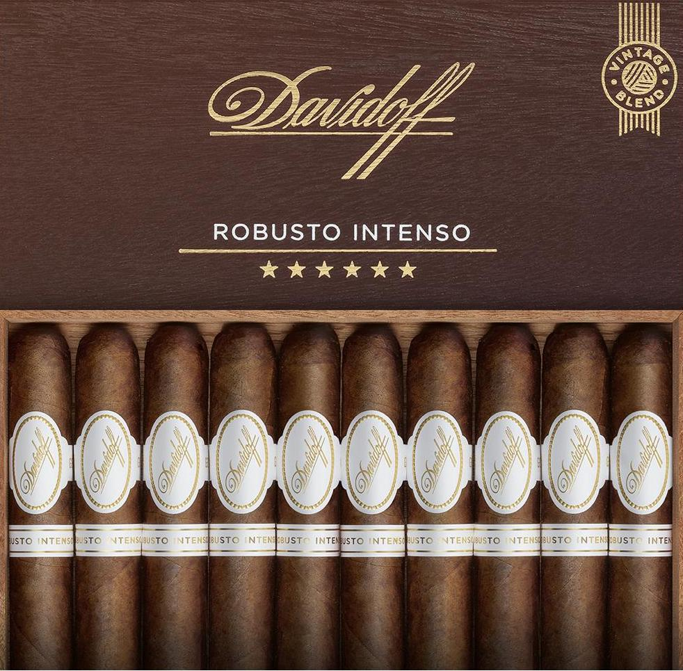 Cigar News: Davidoff Robusto Intenso Returns