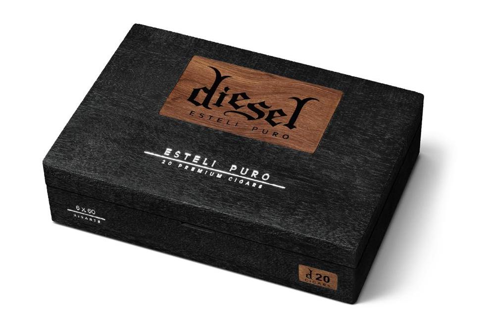 Cigar News: General Cigar Company Announces Diesel Estelí Puro