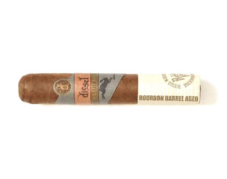 Agile Cigar Review: Diesel Whiskey Row Rothschild