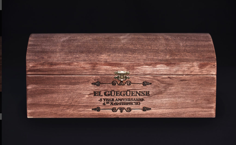 Cigar News: Foundation El Güegüense 5 Year Aniversario Collector's Chest Coming in September