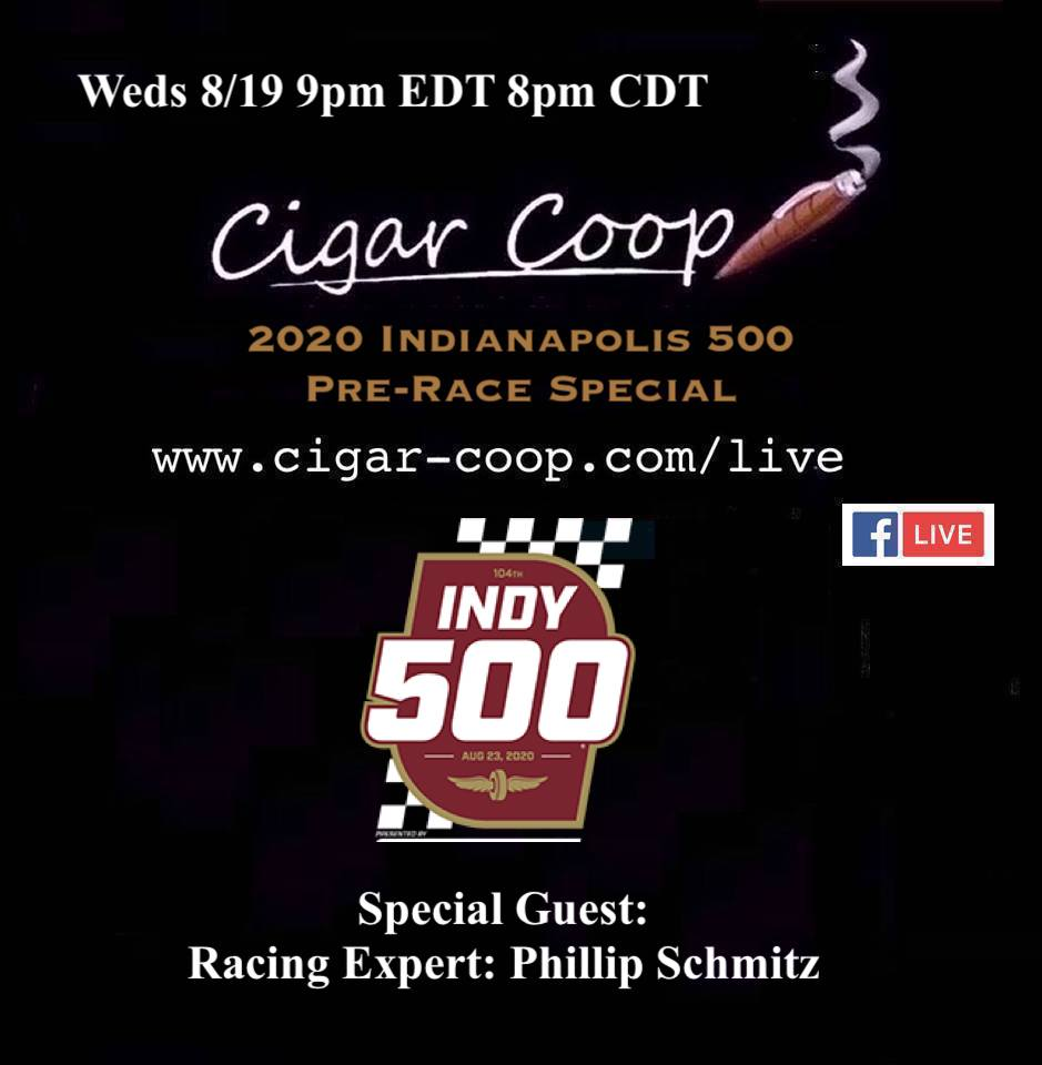 2020 Indianapolis 500 Preview Show with Phillip Schmitz
