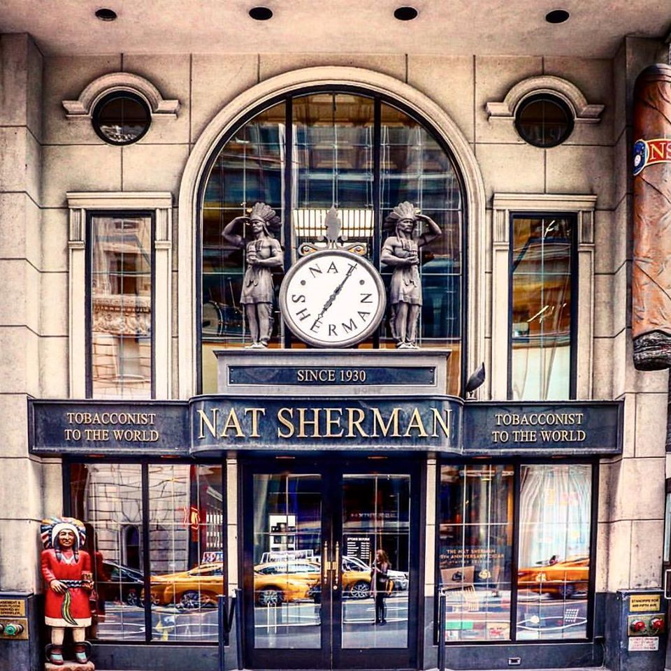 Cigar News: Nat Sherman Townhouse Closes Doors