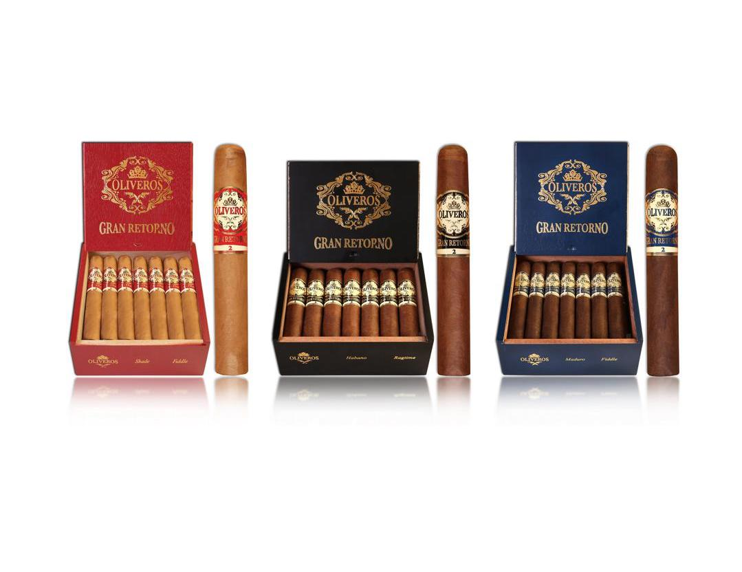 Cigar News: Boutique Blends Brings Back Oliveros Gran Retorno