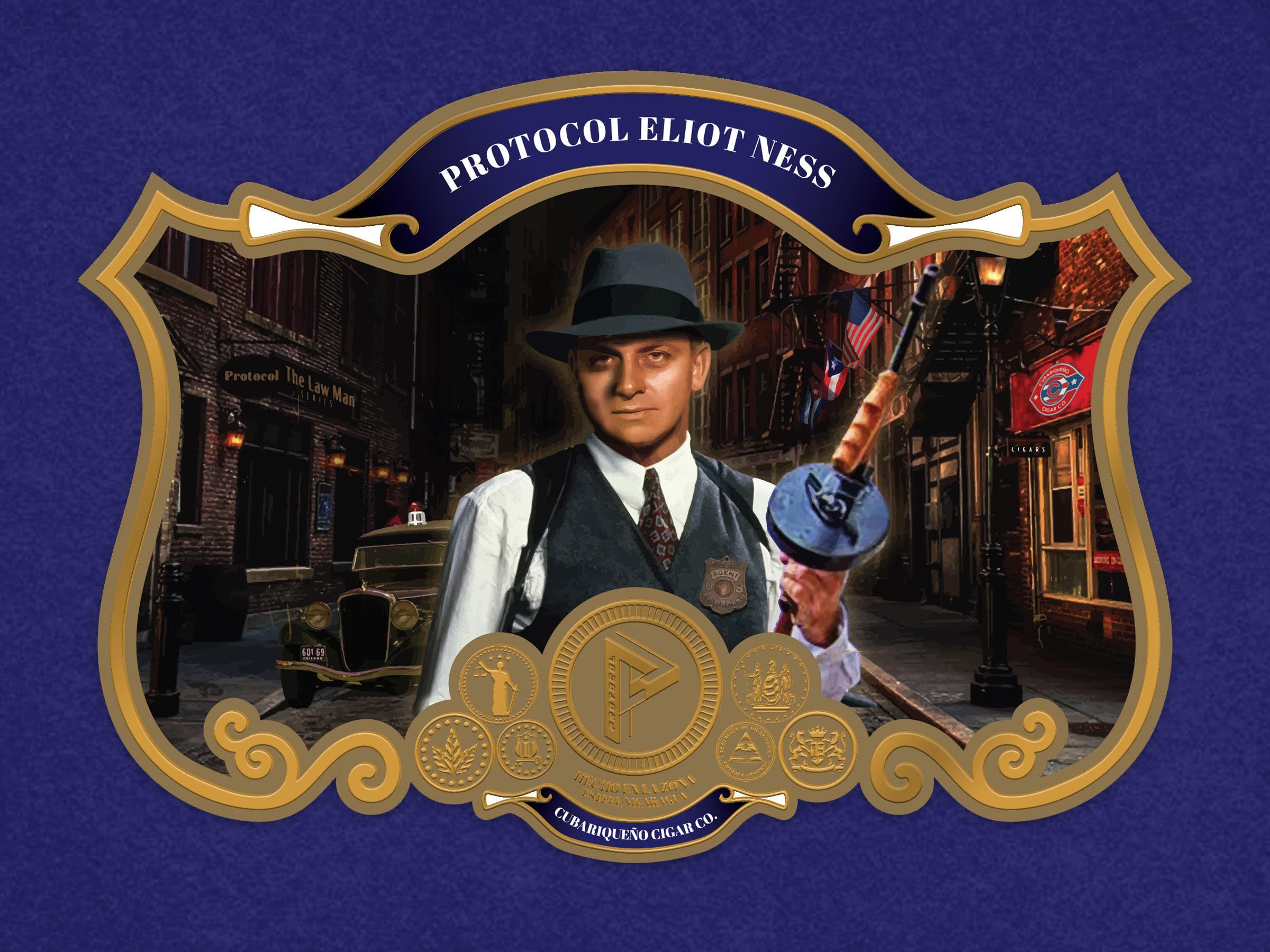 Cigar News: Protocol Eliot Ness Scheduled for Fall 2020