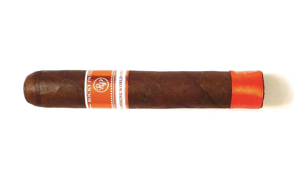 Cigar Review: Rocky Patel Cigar Smoking World Championship Mareva