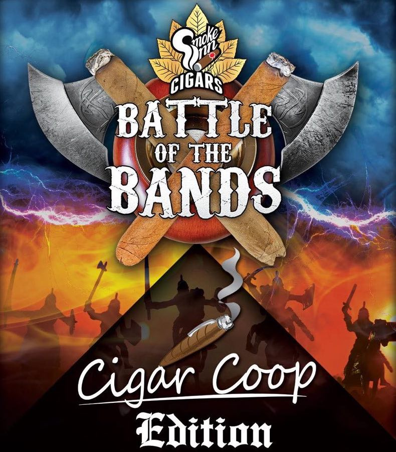 Announcement: Smoke Inn Battle of the Bands Cigar Coop Edition