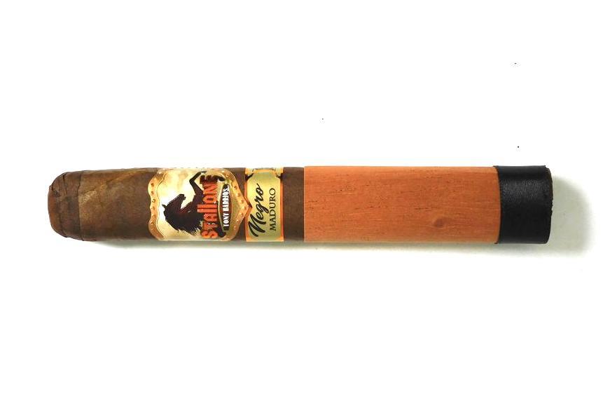 Cigar Review: Stallone Negro Maduro Toro