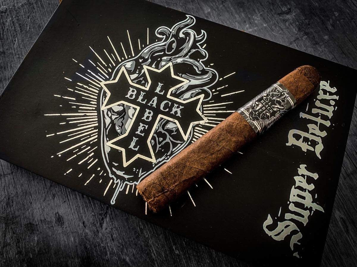 Cigar News: Black Label Trading Company Super Deluxe Heading to Retailers