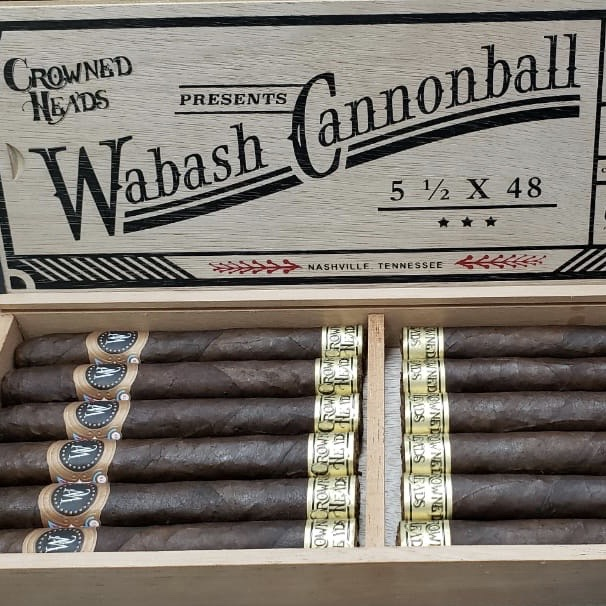 Cigar News: Crowned Heads Announces Wabash Cannonball as a Casa de Montecristo Nashville Exclusive