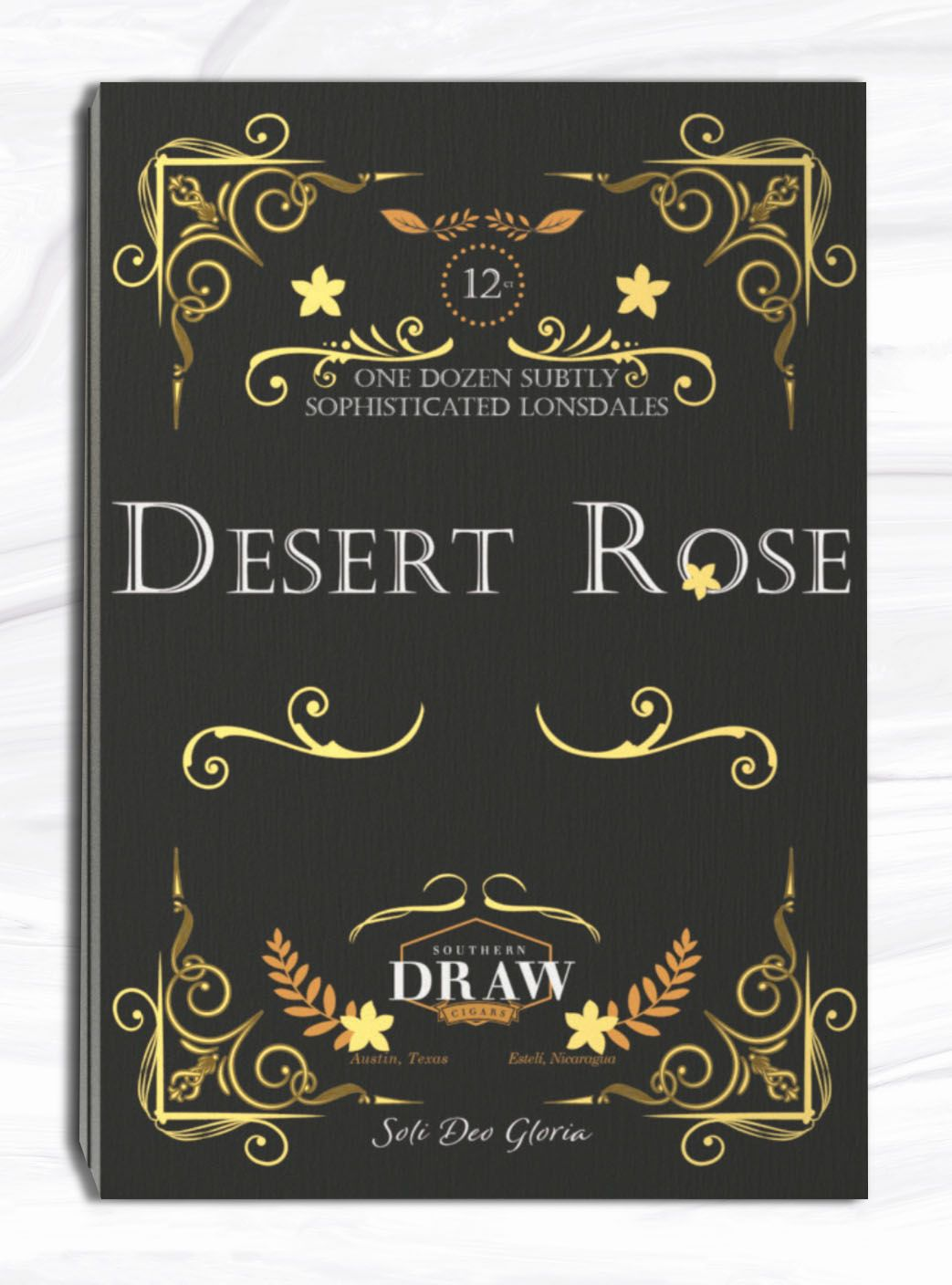 Cigar News: Southern Draw Cigars Expands Desert Rose with Lonsdale and Toro Offerings.
