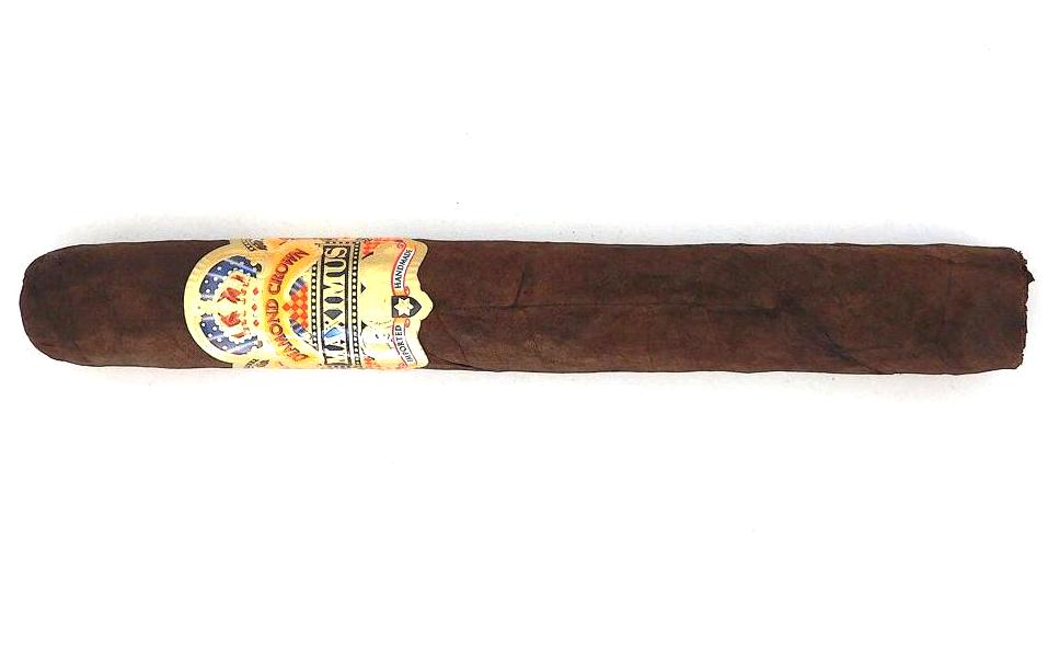 Cigar Review: Diamond Crown Maximus Toro No. 4 by J.C. Newman Cigar Company