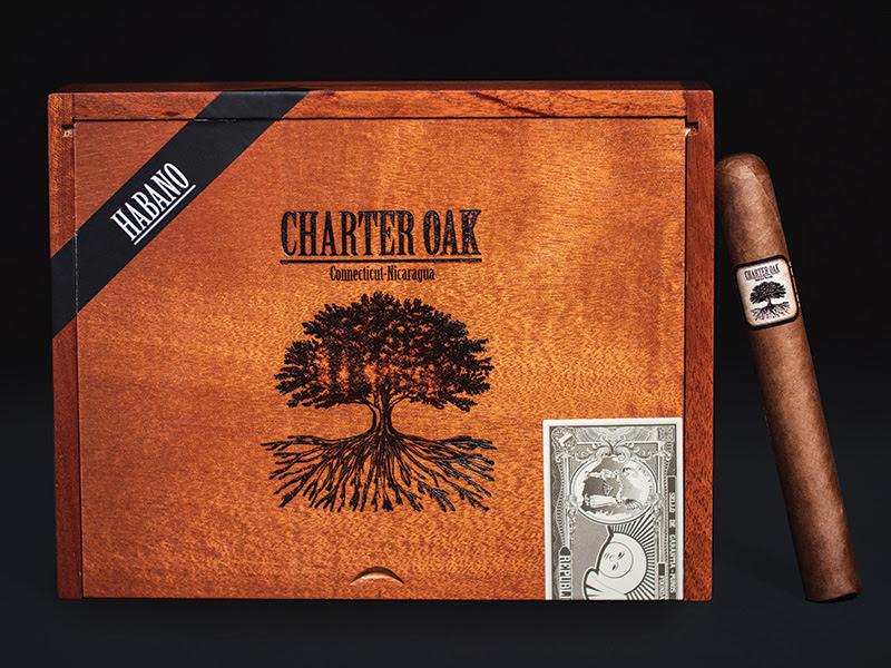 Cigar News: Foundation Cigar Company Adding Charter Oak Habano