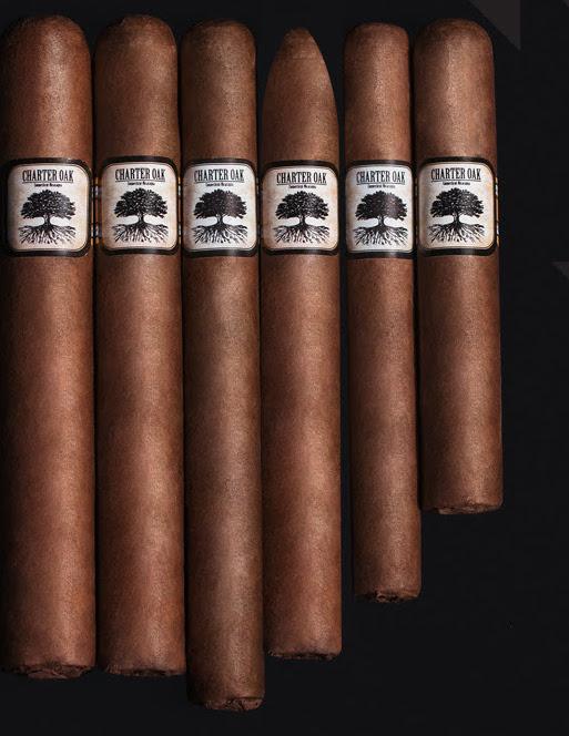 Cigar News: Foundation Cigar Company Charter Oak Habano Now Shipping