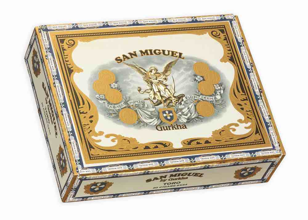 Cigar News: Gurkha San Miguel Heading to Stores