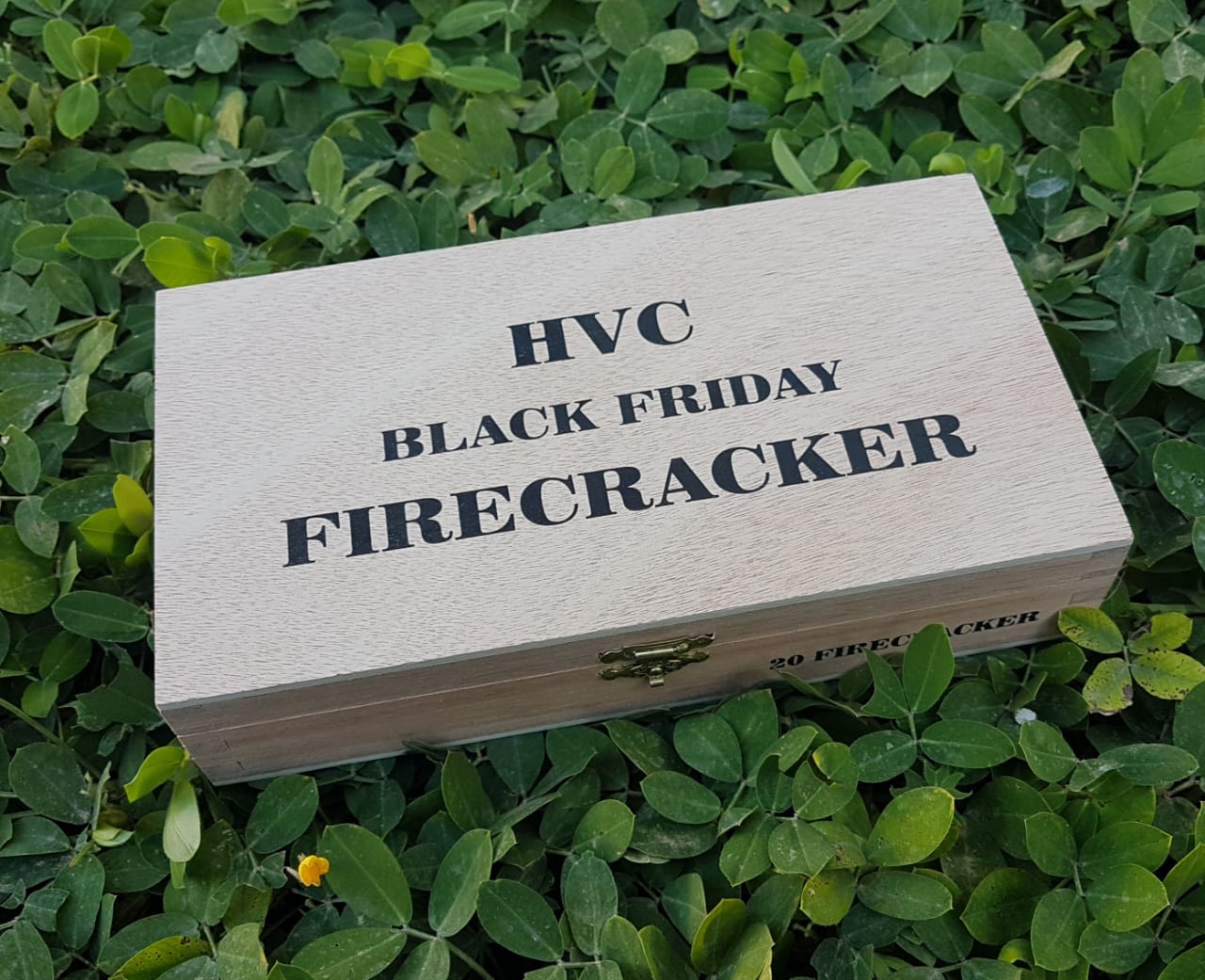Cigar News: HVC Black Friday Firecracker Slated for November