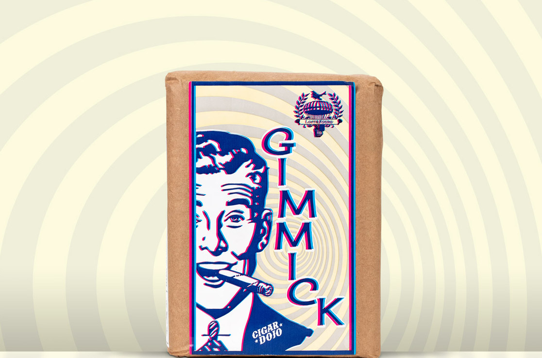 Cigar News: Lost & Found Gimmick Becomes Latest Cigar Dojo Collaboration