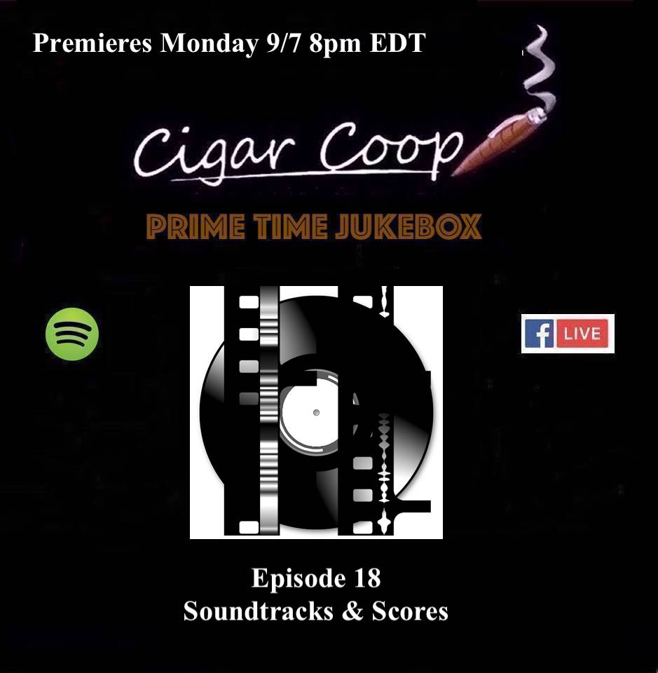 Announcement: Prime Time Jukebox Episode 18: Soundtracks & Scores
