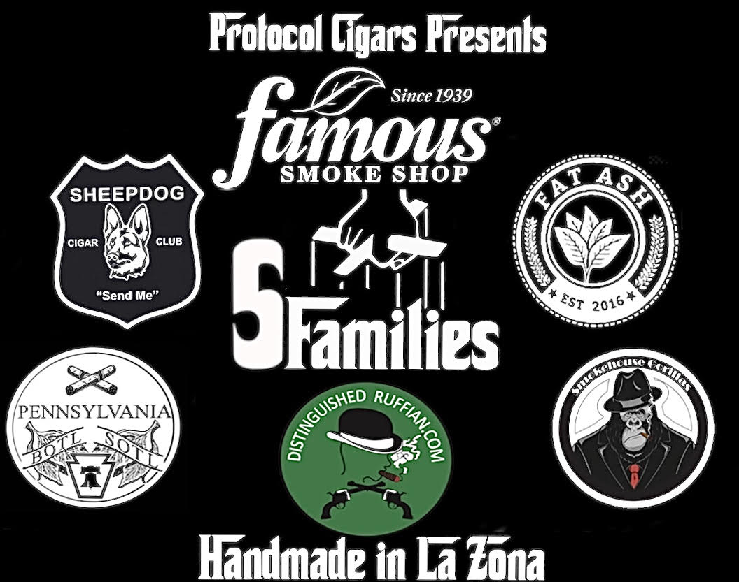 Cigar News: Protocol 5 Families to Launch in October