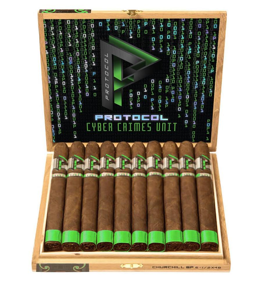 Cigar News: Protocol Cyber Crimes Unit Details Announced
