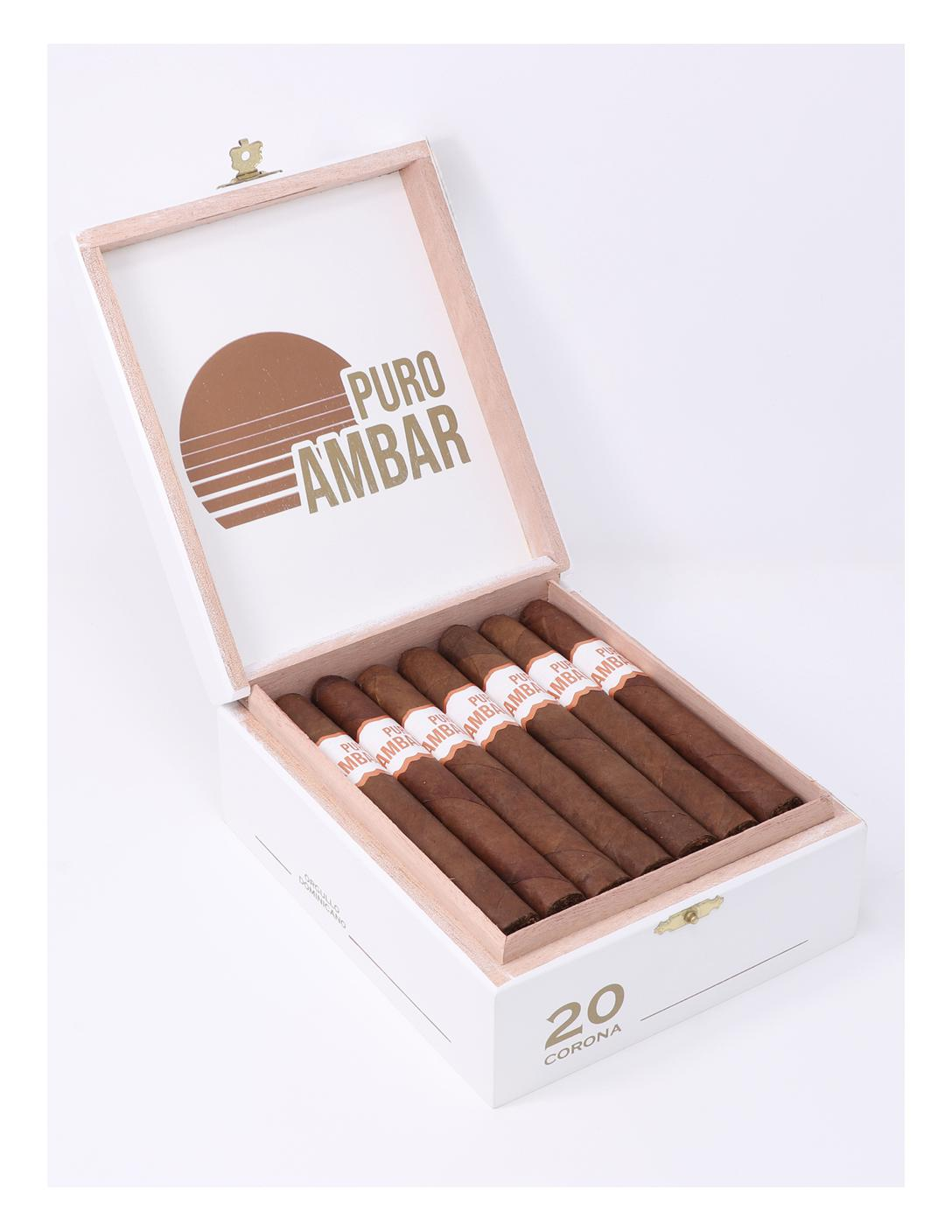 Cigar News: El Artista Gives Puro Ambar a Refresh
