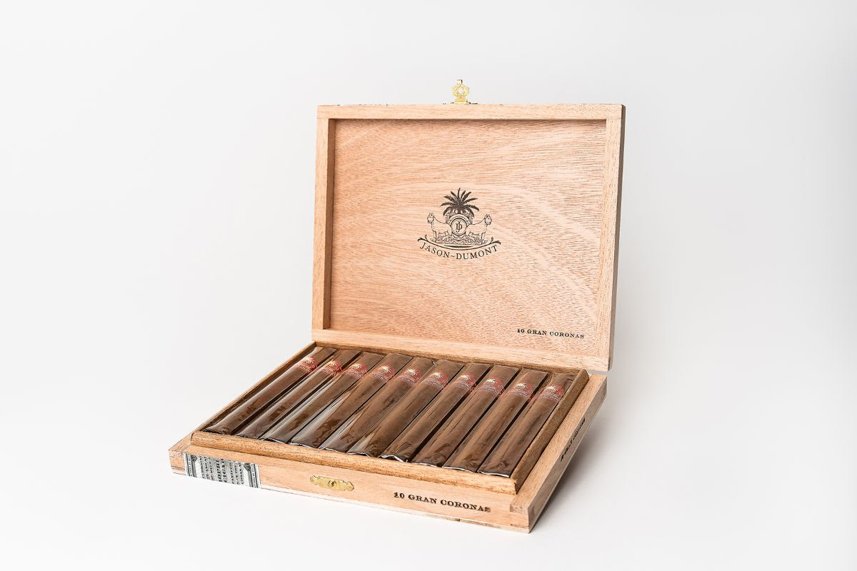 Cigar News: Warped Cigars Launches Proprietary Cigar Company and Jason-Dumont Release