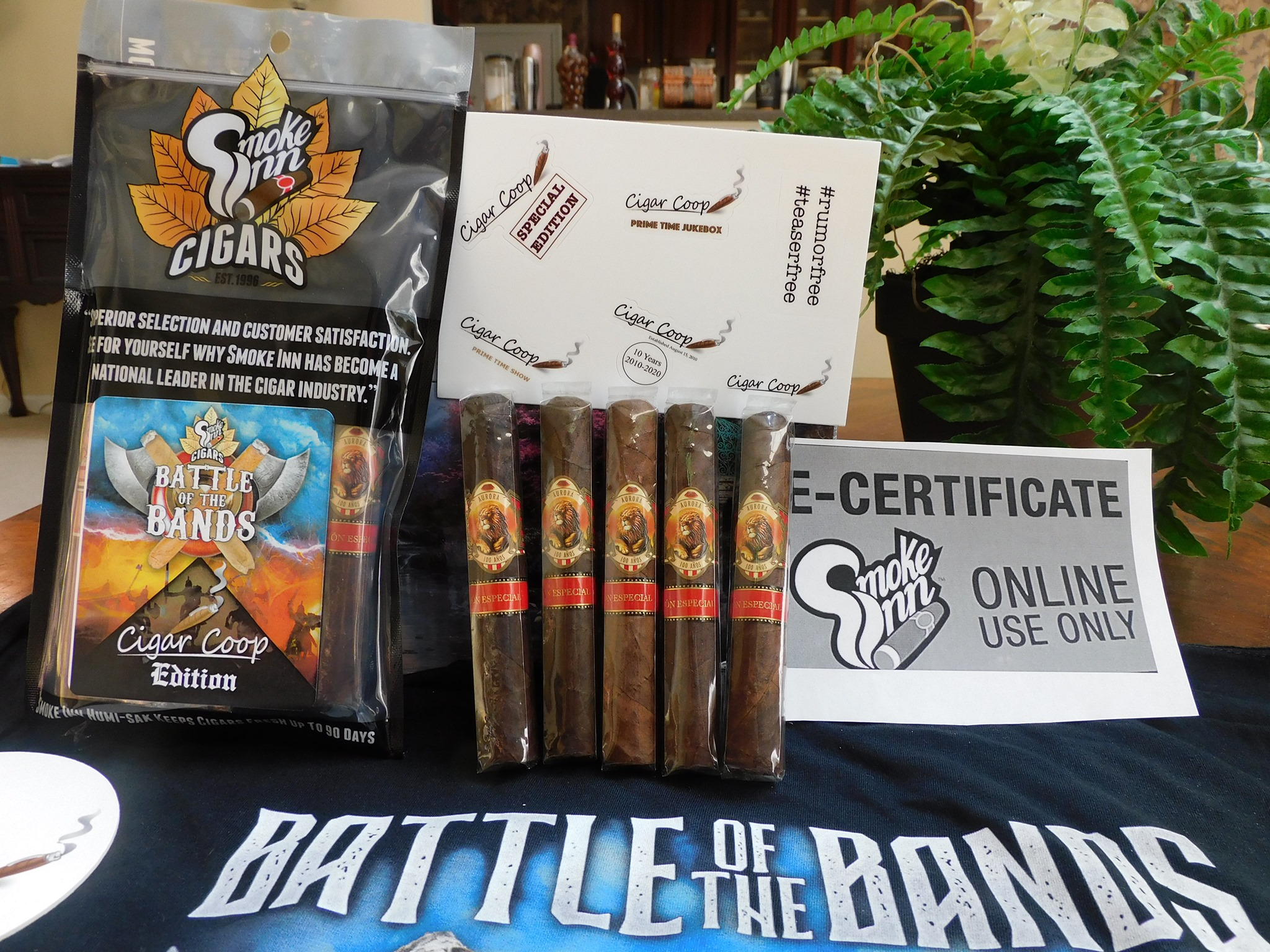 Announcement: Battle of the Bands Ultimate Giveaway Winner Named