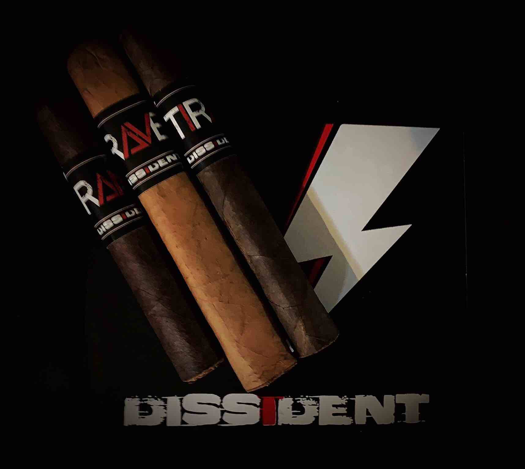 Cigar News: Dissident Announces Rant, Rave, and Tirade Lines