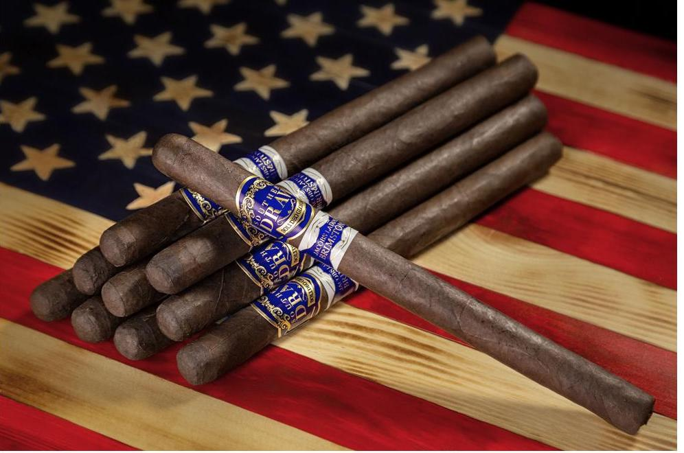 Cigar News: Southern Draw Jacobs Ladder Brimstone Gets Two New Sizes