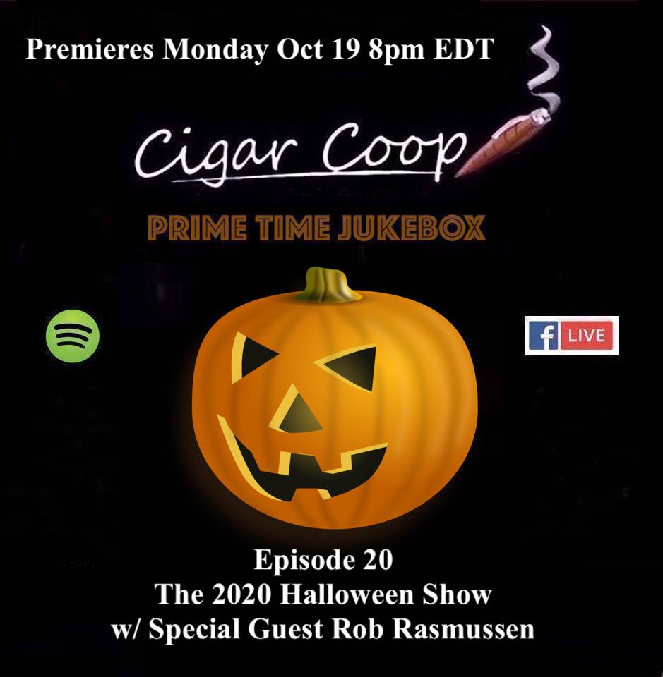 Announcement: Prime Time Jukebox Episode 20 – The 2020 Halloween Show