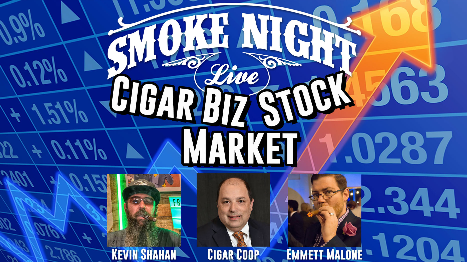 The Blog: Will Cooper Guests on Smoke Night Live