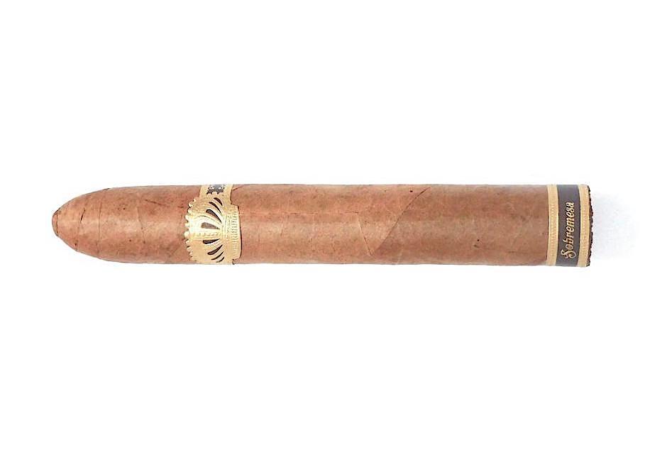 Cigar Review: Sobremesa Brûlée Gordo by Dunbarton Tobacco & Trust