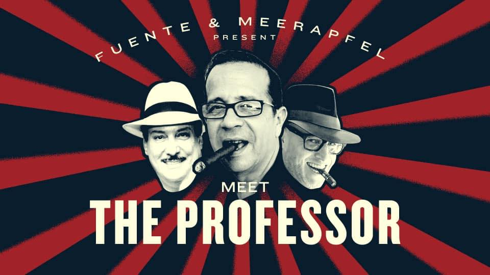 The Blog: Will Cooper Guests on Fuente & Meerapfel Present Meet the Professor