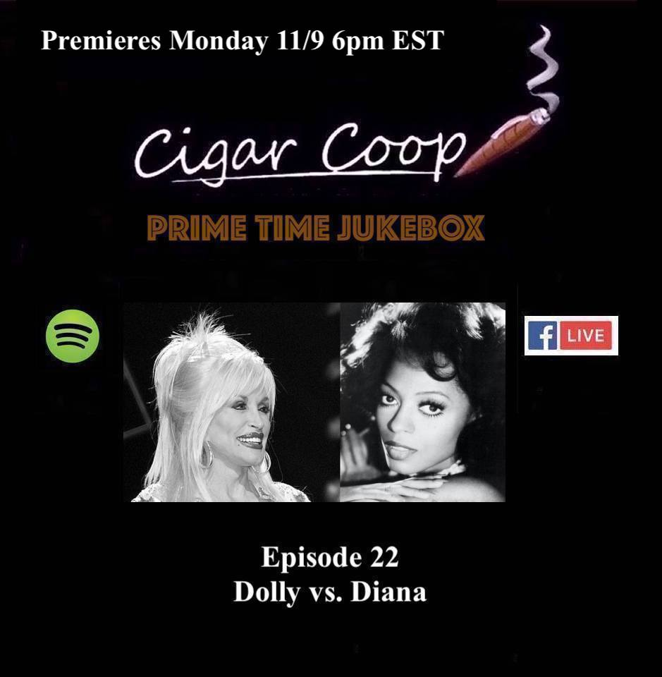 Announcement: Prime Time Jukebox Episode 22 – Dolly vs. Diana