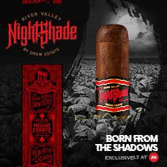 Cigar News: Drew Estate NightShade Formally Announced