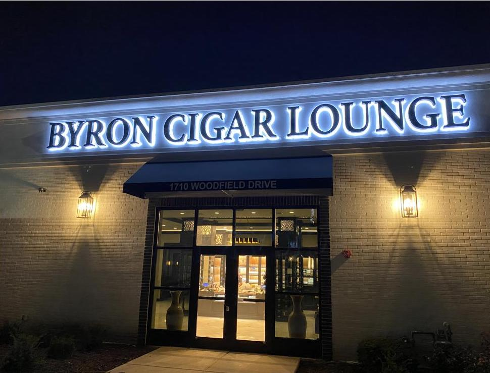 Cigar News: Byron Cigar Lounge Opens in Schaumburg, Illinois