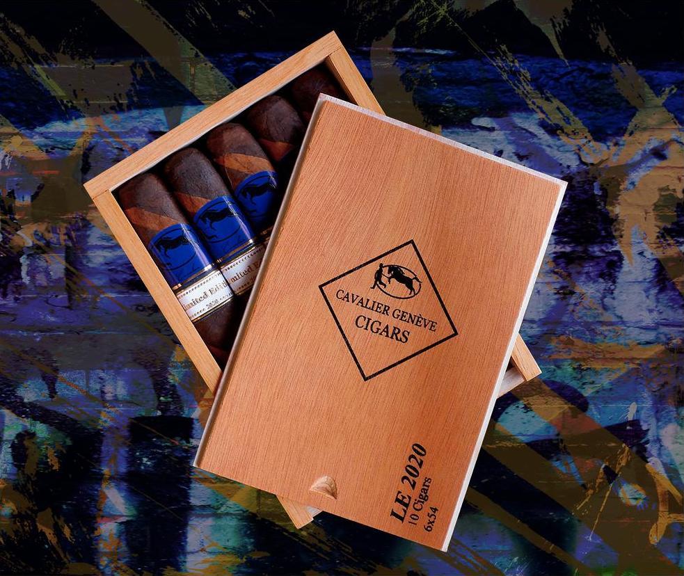 Cigar News: Cavalier Genève Releases LE2020