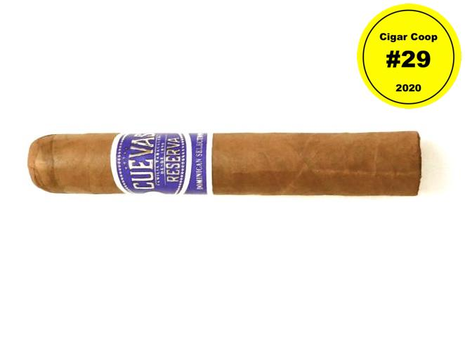 2020 Cigar of the Year Countdown: #29: Cuevas Reserva Natural Robusto by Casa Cuevas Cigars