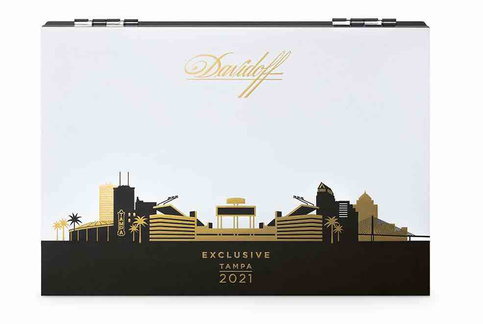 Cigar News: Davidoff Tampa Exclusive Edition Now Available