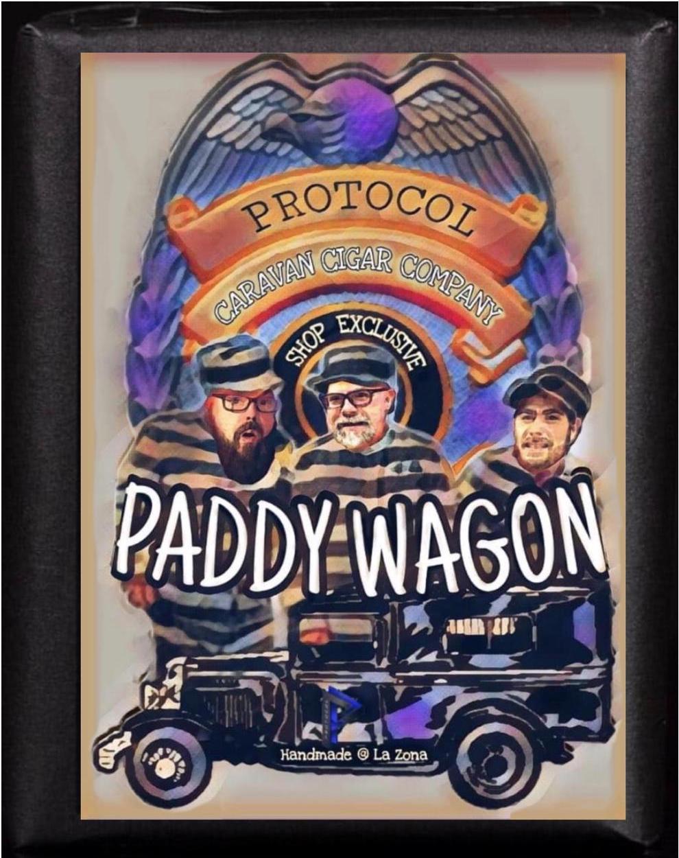 Cigar News: Protocol Paddy Wagon Set to Release