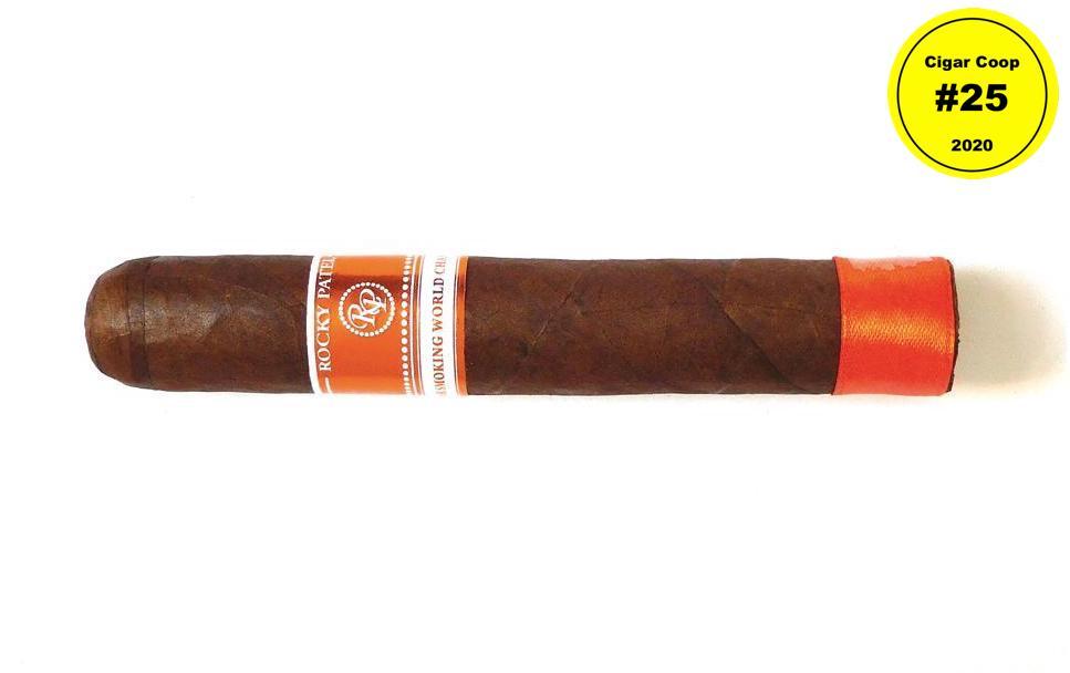 2020 Cigar of the Year Countdown: #25: Rocky Patel Cigar Smoking World Championship Mareva
